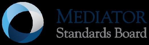 Mediator Standards Board  Logo